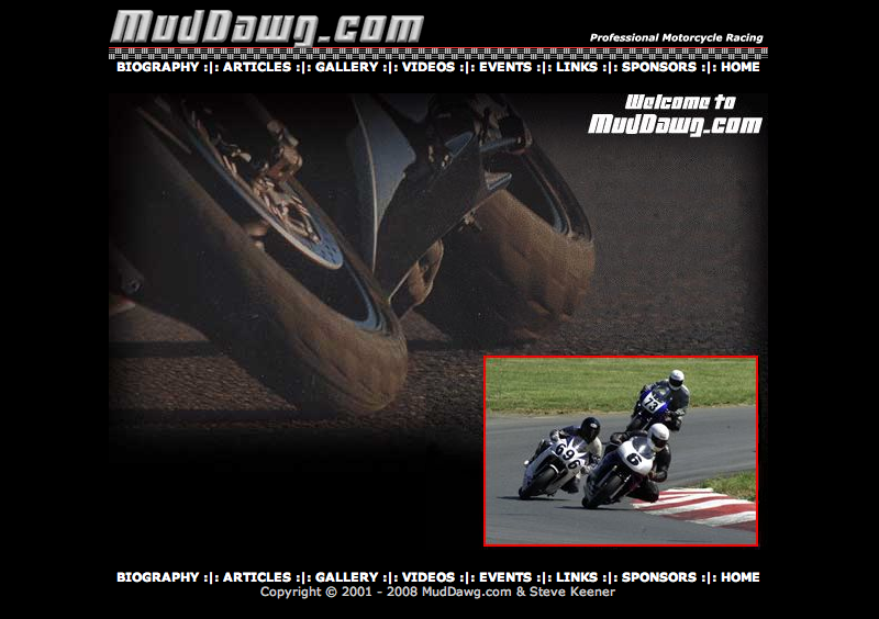 MudDawg Web Site