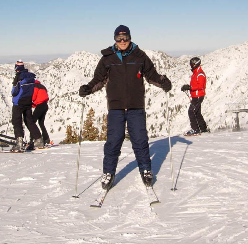 Ski Utah Alta