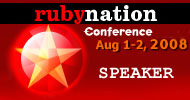 RubyNation Speaker Badge