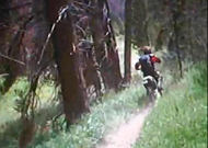 Steve Keener at Apraho National Park