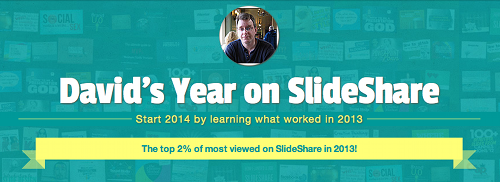 Slideshare Top 2 Percent