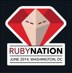 RubyNation 2014 Logo